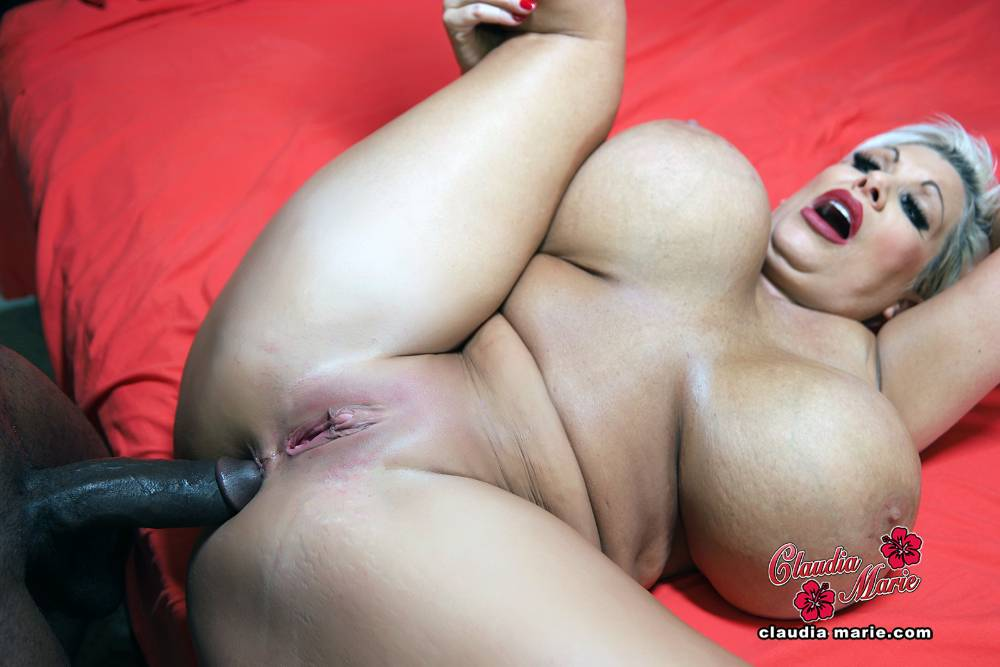 Claudia marie anal on galerygalore ink